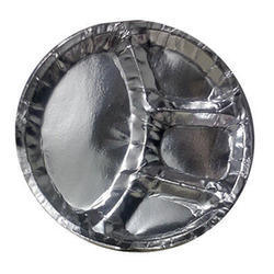 paper plate thaali
