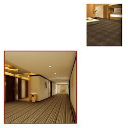 PP Carpet Tiles for Hotels