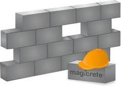 Magicrete Light Weight AAC Blocks