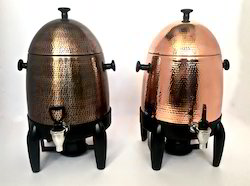 Copper & Smokey Finished Milk Dispensers