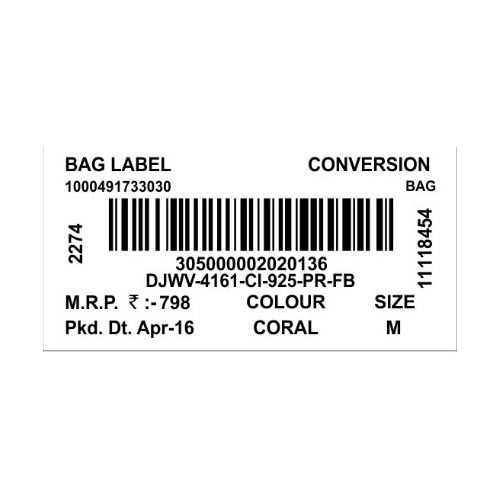 Play Barcode Equipment And Accessories By Label India