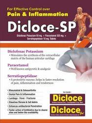 Dicloce-SP Medicine