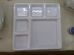 Acrylic 6 Partition Plate