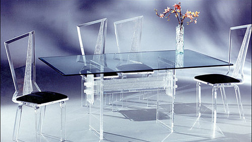 Perspex Dining Room Chairs Wooden Dining Room Chairs