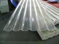 FRP-Transparent-Roofing-Sheet