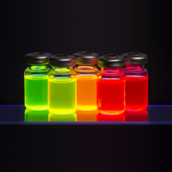 Quantum Dots( Cadmium Sulfide & Zinc Sulphide)