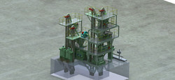 Fully Computerized Poultry Pallet Feed Plant