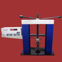 Double Column Spring Testing Machine