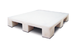 Four Way Plastic Moulded Pallet
