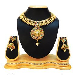 Traditional Necklace Set