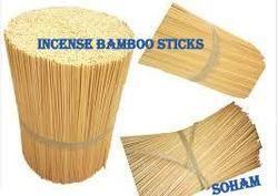 Round Bamboo Incense Stick