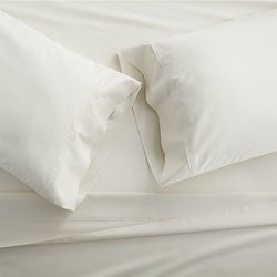 Plain Solid Bed Sheet