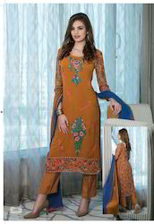 Exclusive Georgette Salwar Suit