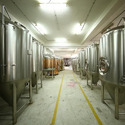 Large Scale Industrial Breweries - Fermentation Tank