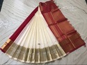 Silk Cotton Long & Shot Border Sarees