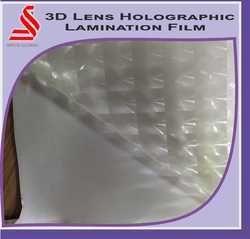 3D Multi Lens Films