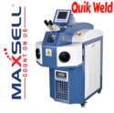 Laser Spot Welding Machine for Jewellery - Compact