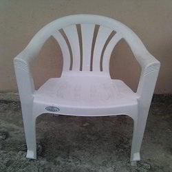 Strip Model Plastic Chair