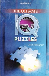 Academics The Ultimate IQ Puzzles Books