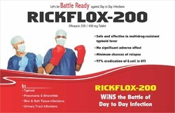 Rickflox 200 Typhoid Vaccine