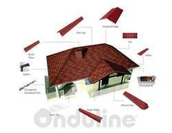 Onduline Roofing Tiles