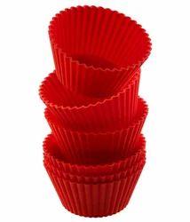 Silicone Round Muffin Cup Dia 60