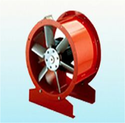 Axial Flow Fan 1 HP, 3 Phase Motor