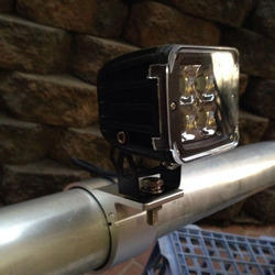 Light Brackets Coating Services