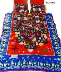 Banjara Embroidered Neck Yoke