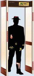 Multi Zone Door Frame Detector