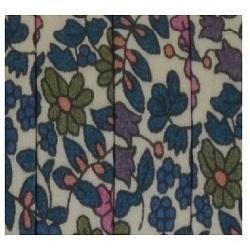Flower Print Flat Cloth Cords