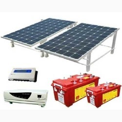 Solar Inverter and Exide Battery