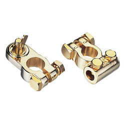 Brass Amplifier Wiring Kits Battery Terminal
