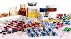 Medicines Third Party Contract Manufacturing