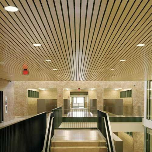Linear Metal False Ceiling At Rs 85 Square Feet Metal