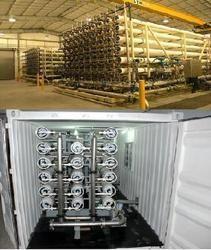 Industrial Desalination Plant