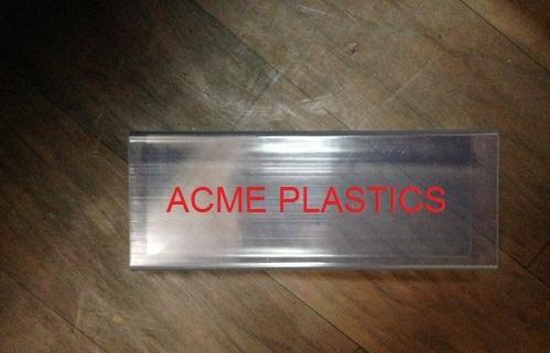 PVC Transparent Profile