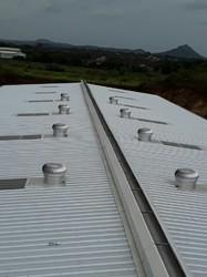 Aluminium Roof Vents
