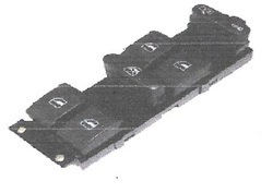 marvi products switch power window with center lock r