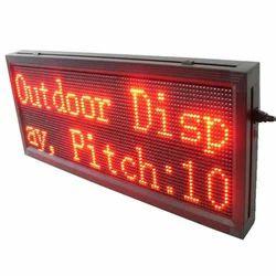 Running LED Display