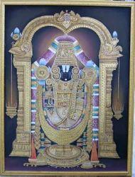 Tiruati Balaji Painting