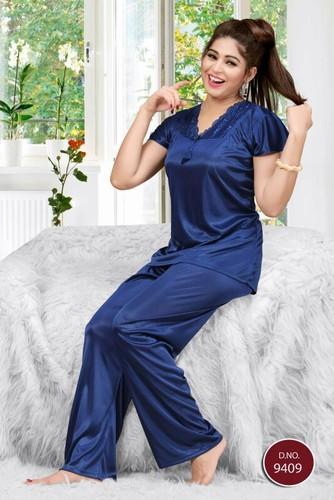 Night Suit - Women Satin Night Suit Manufacturer from Jaipur b32061b166