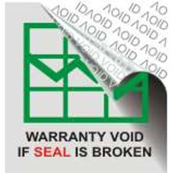 Void Warranty Barcode Labels Services