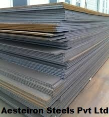 ASTM A529 Steel Plates
