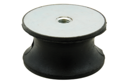 Female Piling Rubber Mounting
