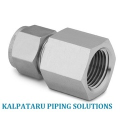 SS Compression Tube Fittings