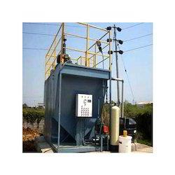 Filter Sewage Treatment Plant