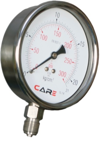 Economical Pressure Gauge