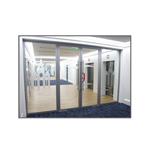 Fire Rated Glass Wall