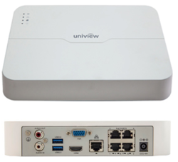 Network Video Recorder (NVR201-04L)